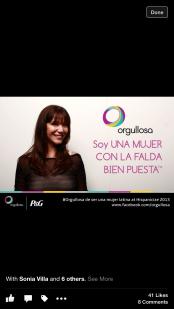 Orgullosa hispanicize