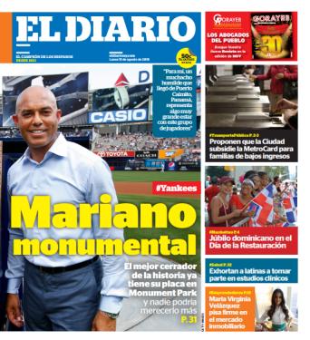 Cover El Diario