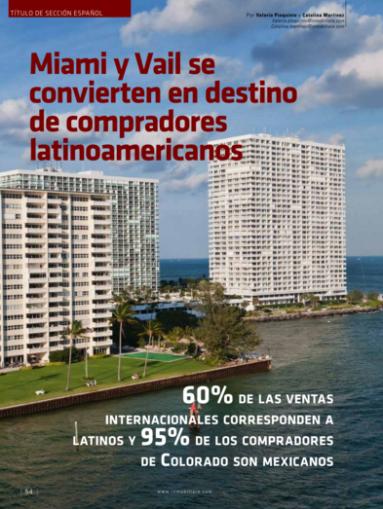 Inmobiliare Mexico- Brickell Flatiron